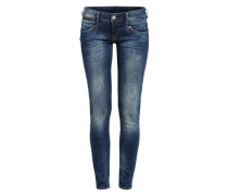 'Piper' Powerstretch Slim Denim blau