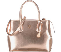 'Zoe' Handtasche gold