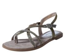 Sandale 'Glitter' bronze