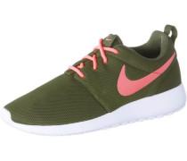 'wmns Roshe One' Sneaker oliv / rosa