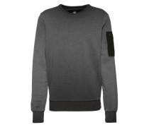 Sweatshirt 'Powel r sw l/s' schwarz