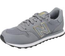Sneaker 'gw500' gold / dunkelgrau