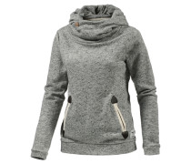 Turtle Space Sweatshirt Damen grau