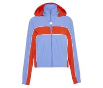 'Mya Lux' Softshell-Jacke blau