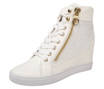 Sneaker 'foresst/active Lady' weiß
