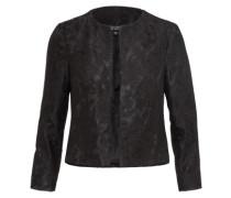 Blazer 'lace' schwarz