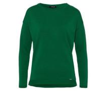 Pullover Oversize grün