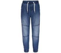 Loose Fit Jeans nitaben blau