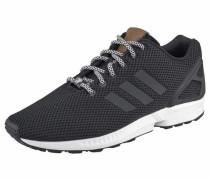 'ZX Flux' Sneaker schwarz