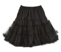 Petticoat Länge ca. 50 cm schwarz