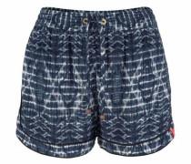 Shorts 'agatha' blau