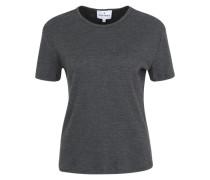 T-Shirt 'Vibeke' anthrazit