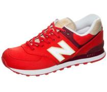 'ml574-Rtc-D' Sneaker Herren rot