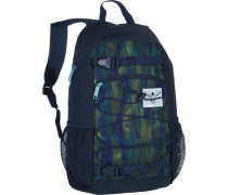 Sport Base Rucksack 48 cm Laptopfach dunkelblau / hellgrün