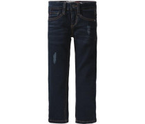 Brad: Dark Denim dunkelblau