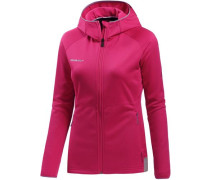 'Get Away' Fleecejacke magenta