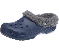 Mammoth Lined Clogs blau / grau