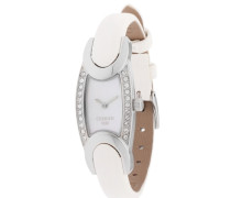 Armbanduhr 'cro015A256A' weiß