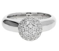 Damen Fingerring 925 Glam Sphere Esrg92309A