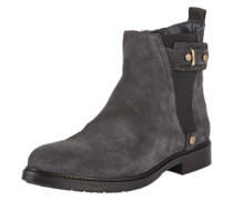 TOMMY HILFIGER Stiefeletten 'HOLLY' blau
