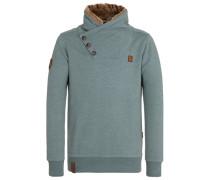 Male Sweatshirt Schmierigen II grün