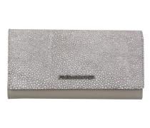 Easy Sting-Ray Geldbörse Leder 19 cm grau