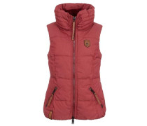 Female Jacket 'Bademeister Flavour' rot