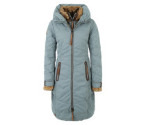 Winterjacke 'Entertain My Pain Iii' blau