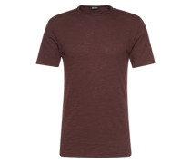 T-Shirt 'Onsalbert' bordeaux