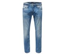 5-Pocket Jeans 'mike' blau