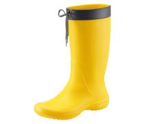Regenstiefel gelb