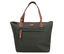 X-Bag Handtasche 25 cm oliv