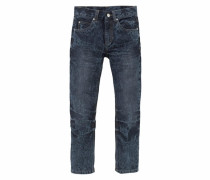 BENCH Jeans SLIM blau