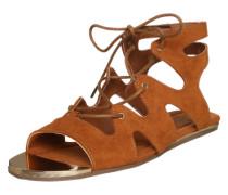 Sandalette im Römer-Style 'Mori' braun