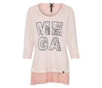 Jersey-Shirt 'mega-Sun' rosa