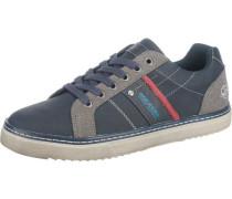 Sneakers blau / grau
