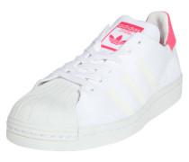 Sneaker 'Superstar 80s Pk' pink / weiß