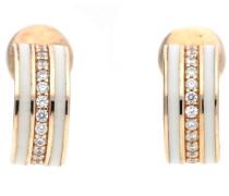 Damen Ohrringe Creole 925 Silber Jessica Jper90254C000