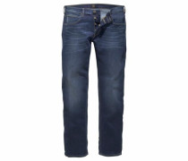Regular-fit-Jeans dunkelblau