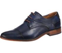 Business Schuhe nachtblau