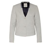 Jacke im Blazer-Stil 'Frances' hellgrau