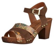 Sandalen braun / mokka