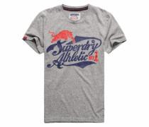 T-Shirt »Athletic 1 Tee« grau