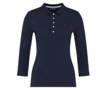 Poloshirt 'New Chiara' blau