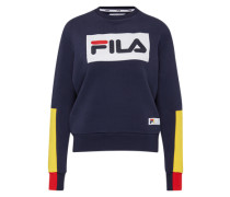 Sweatshirt 'Eloisa' dunkelblau