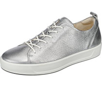 'Soft 8' Sneakers silber