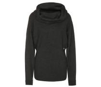 Pullover 'Apeel' schwarzmeliert
