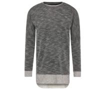 Shirt 'tristam' schwarz / weiß