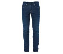 Stick Skinny: Stretch-Jeans blau