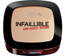 'Infaillible Puder' Puder nude